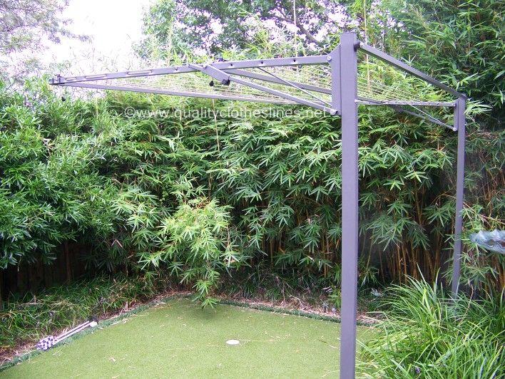 austral clothesline installation instructions