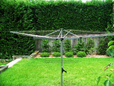 Made Clothing Line 51 Rotary Clothes Line