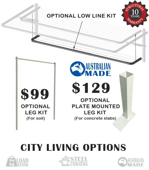 City Living Wide Line 750 options