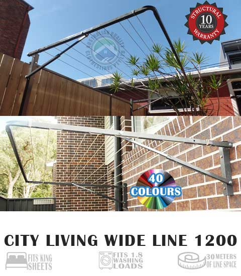 City Living Wide Line 1200