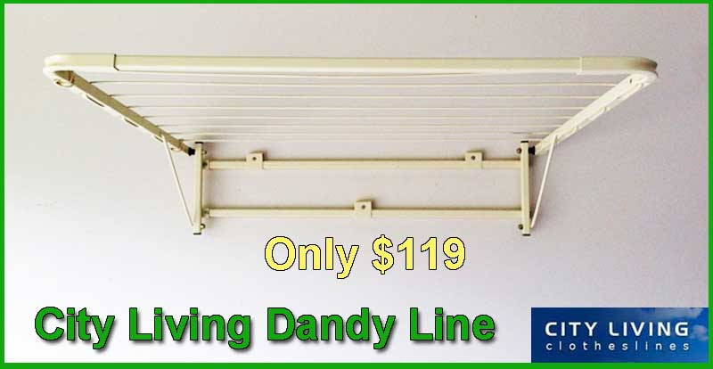 City living Dandy Line clothesline