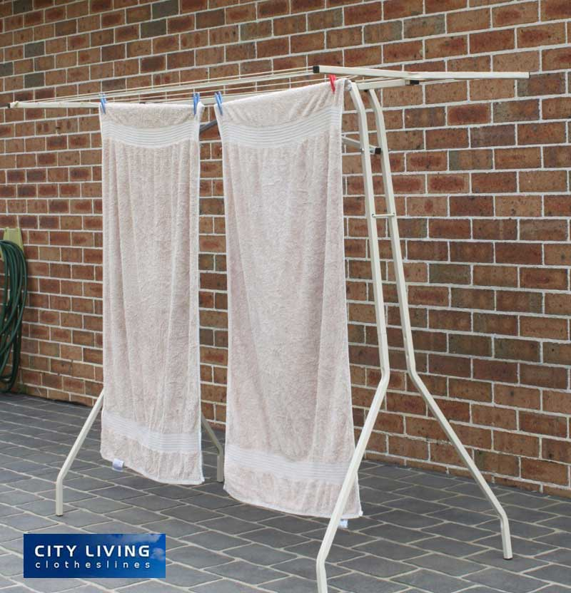 City living portable  clotheslines