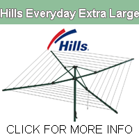 Hills Everyday Extra Large rotary